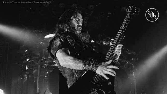 MACHINE HEAD – Burn Your Eyes 25 Hits Montreal!