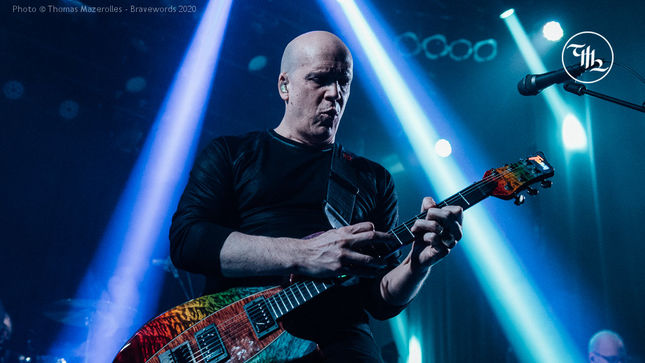 DEVIN TOWNSEND Cranks Up Montreal!