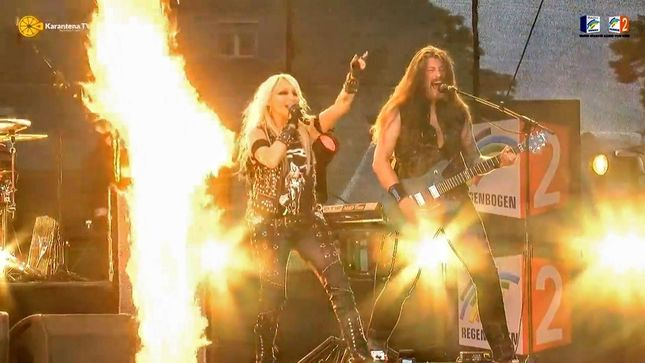 DORO – Drive-In Matinee Idol