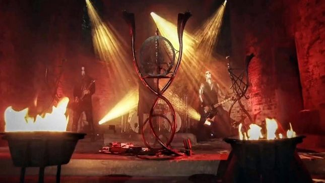 BEHEMOTH - Livestream In Absentia Dei, Just WOW!
