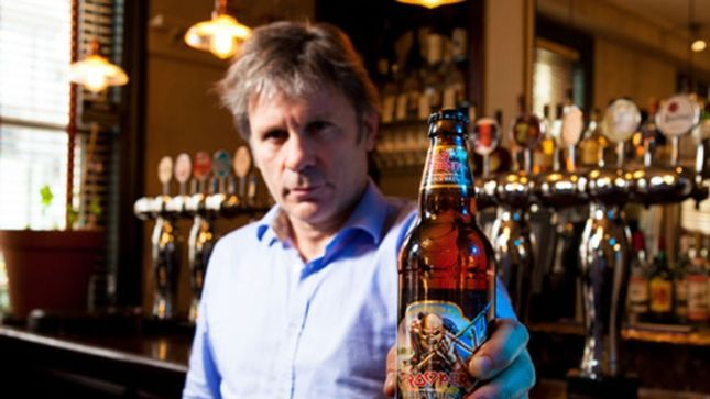 IRON MAIDEN's Bruce Dickinson Planning More Trooper Beers