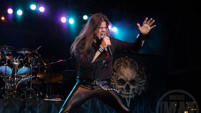 QUEENSRŸCHE Frontman TODD LA TORRE Launches New Official Website