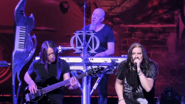 dream theater breaking the fourth wall live from the boston opera house coming on blu ray. Black Bedroom Furniture Sets. Home Design Ideas