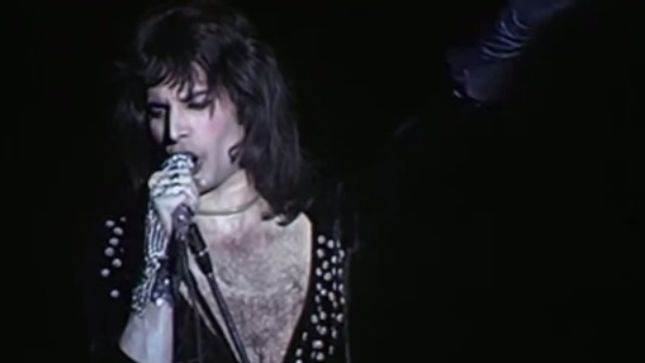 Queen Quot Keep Yourself Alive Quot Video From Live At The