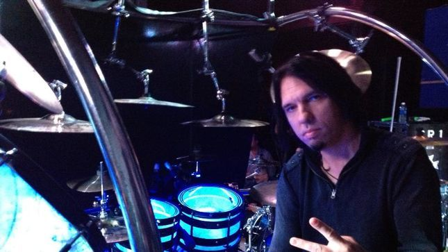 KAMELOT Drummer Casey Grillo Featured In New SAGE Video