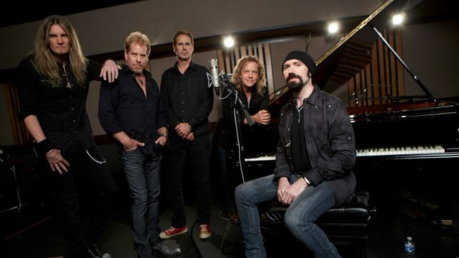 "NIGHT RANGER Guitarist Brad Gillis Featured In New Audio Interview - ""We Kind Of Lost Our Male Audience At The End Of The '80s"""