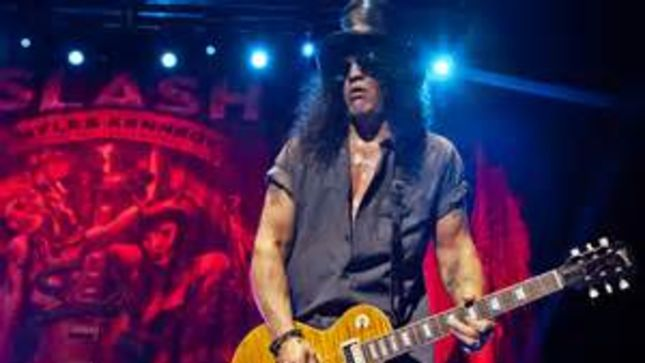 SLASH - Fan-Filmed Live Video From Florida Show Posted