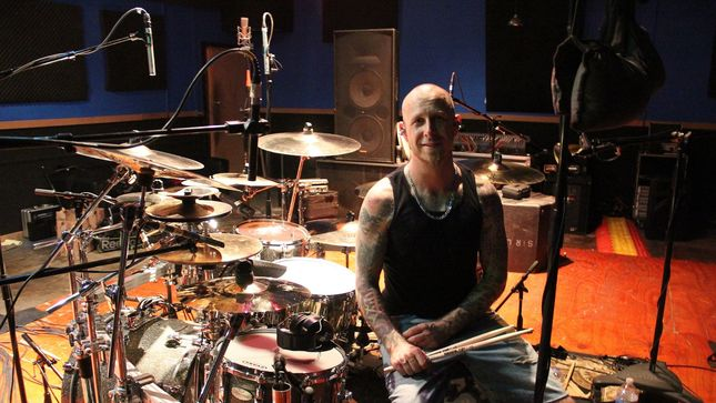 TRAILIGHT Post New Track Featuring DEVIN TOWNSEND PROJECT Drummer Ryan Van Poederooyen; Video Available