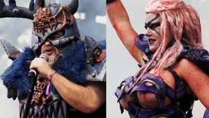 Two New GWAR Members The Berserker Blóthar, Vuvaltron To Join The GWAR Eternal Tour