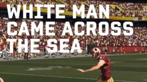 "IRON MAIDEN's ""Run To The Hills"" Used To Promote Madden 15; Video"