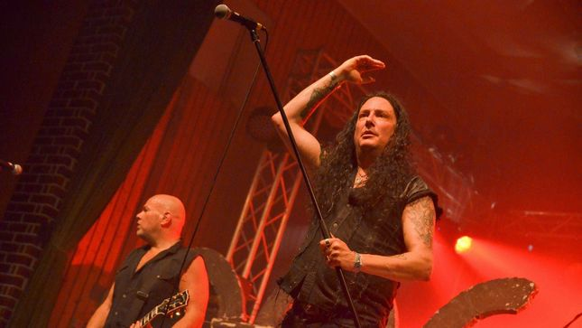 "RONNY MUNROE Leaves METAL CHURCH To ""Pursue Other Interests"""