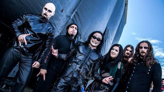 CRADLE OF FILTH Issue Recording Update, Reveal Working Title For New Album; North American Tour In Planning For Fall 2015