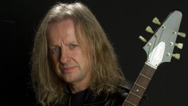 Former JUDAS PRIEST Guitarist KK Downing -