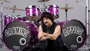 RATED X Drummer Carmine Appice Guests On One On One With Mitch Lafon