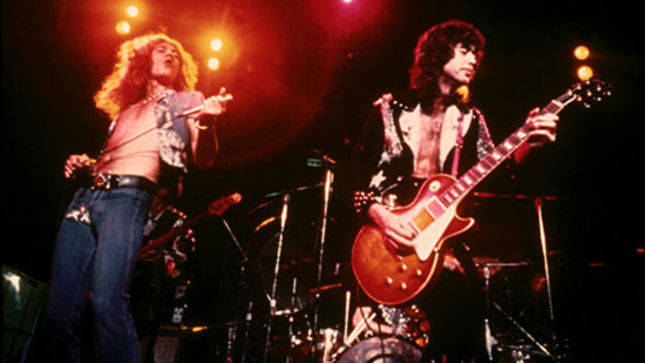 Led Zeppelin Official Video For Quot Rock And Roll