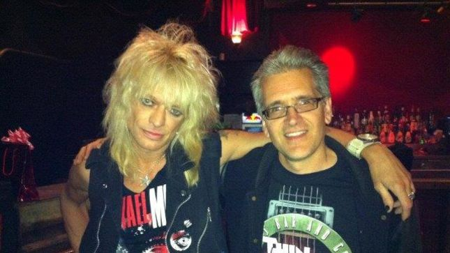 MARTIN POPOFF Reveals His Top 14 Hair Metal Bands Of All Time ...