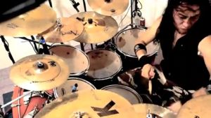 "EXORCISM Release ""Higher"" Drum Video"