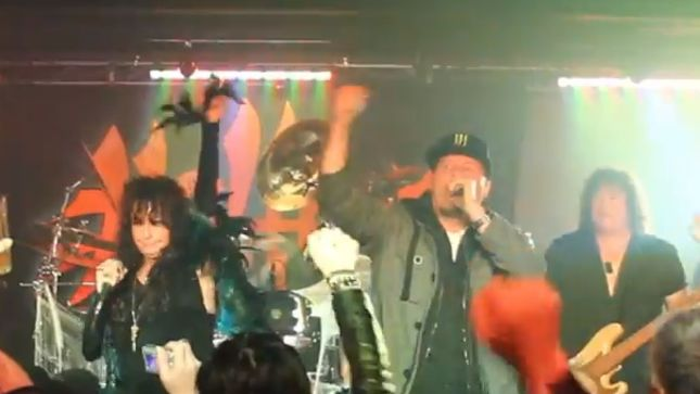 "TIM ""RIPPER"" OWENS Joins HELLION On Stage For JUDAS PRIEST CLASSIC In Ohio; Video"