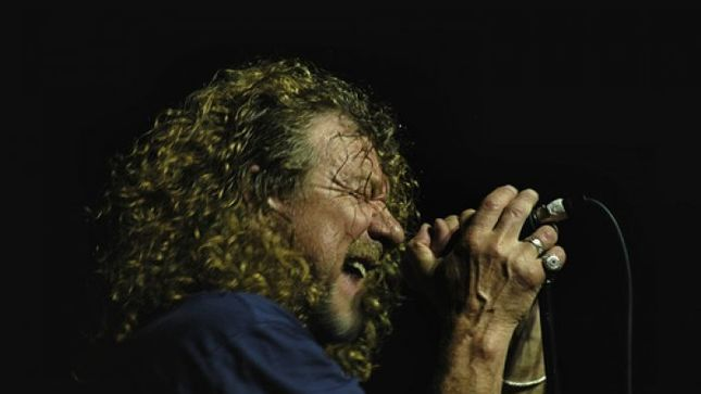 LED ZEPPELIN's ROBERT PLANT Turns Down £500 Million To Reform Group