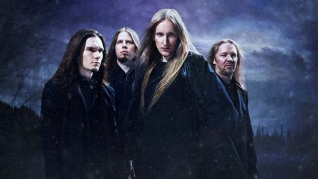 WINTERSUN And KORPIKLAANI Confirmed For Paganfest Tour 2015