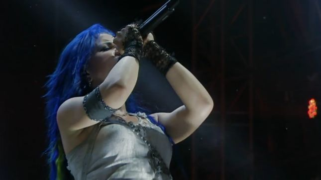 Arch Enemy Vocalist Alissa White Gluz On Being A Woman In Metal