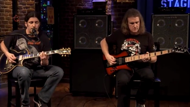 MEGADETH Bassist DAVID ELLEFSON Confirms Full Length ALTITUDES & ATTITUDE Album In The Works; Audio Interview Available