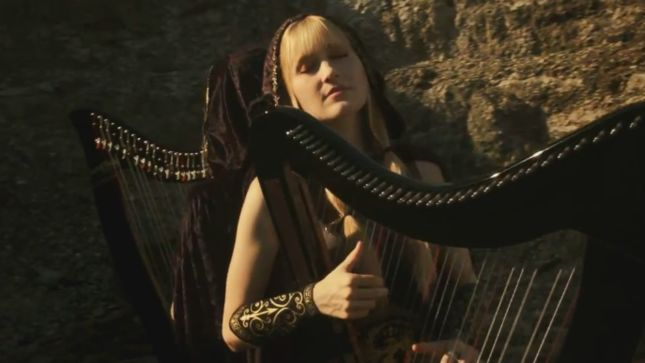 The Harp Twins Camille Kennerly Cover Blind Guardian The Bards