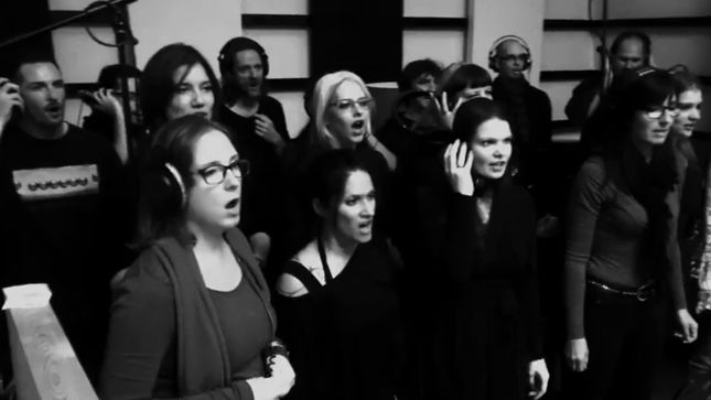 Members Of NIGHTWISH, EPICA, WITHIN TEMPTATION, AYREON And More Join Forces For Red Cross Charity Single; Video Preview
