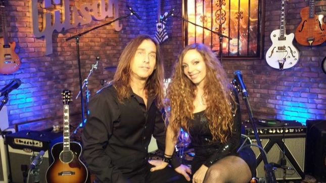 "JEFF YOUNG & SHERRI – ""Shake The Devil"" Live Video Uploaded"