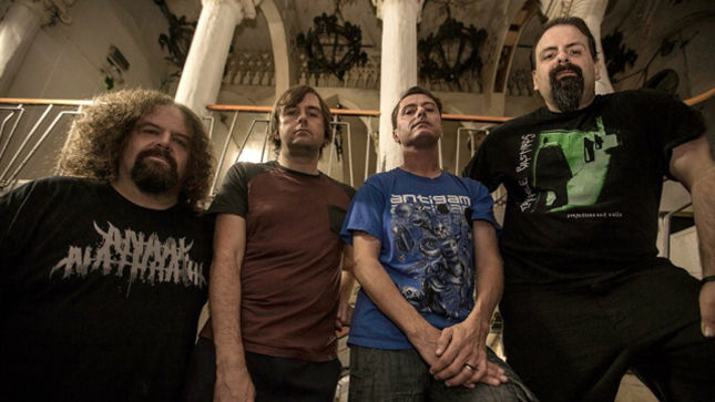 NAPALM DEATH Unveil Apex Predator - Easy Meat Album Artwork, Tracklisting