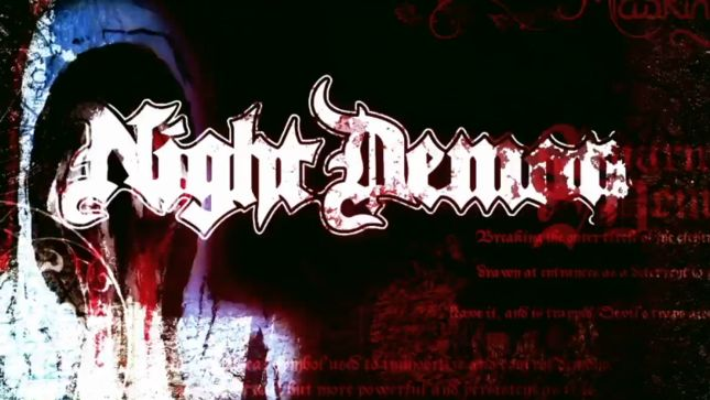 NIGHT DEMON Launch Video Trailer For Upcoming Curse Of The Damned Album