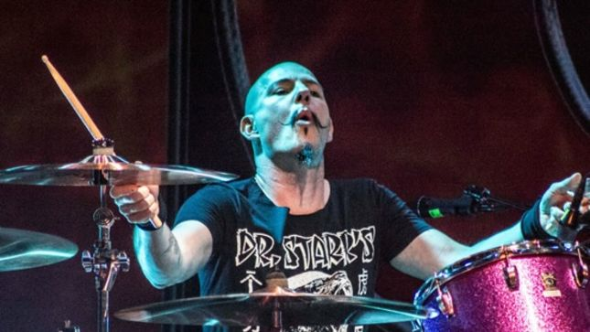 Drummer MATT STARR To Continue Playing For MR. BIG On Tour In 2015; BURNING RAIN Live Dates In Planning
