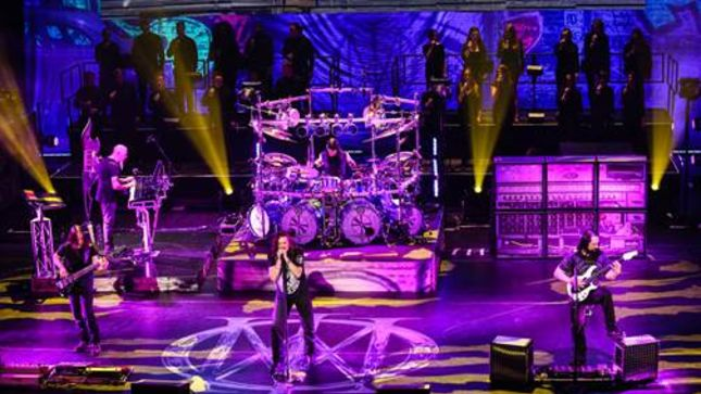 dream theater breaking the fourth wall live from the boston opera house to premier on. Black Bedroom Furniture Sets. Home Design Ideas
