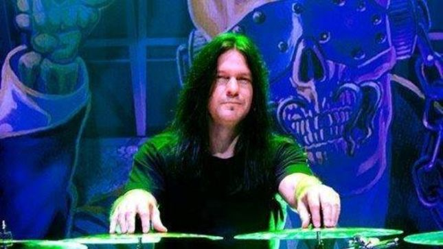 Ex-MEGADETH Bandmates SHAWN DROVER, CHRIS BRODERICK Form New Group Together