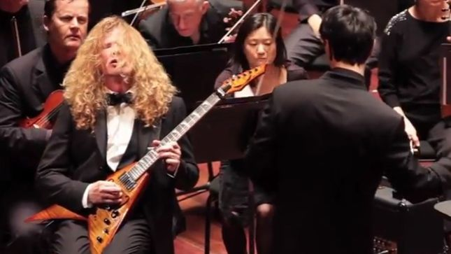 MEGADETH - Official Symphony Interrupted Video Footage Report Streaming