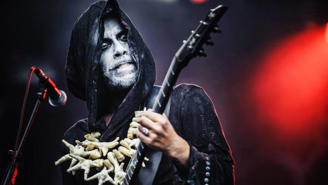 "BEHEMOTH's Nergal Discusses Being Banned In Poland, Russia - ""If They Ban Us In One City, There Are Still Thousands And Thousands Of Cities We Can Still Explore..."""