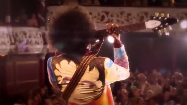 JIMI HENDRIX - Jimi: All Is By My Side Biopic Coming On Blu-Ray In January; Pre-Order Launched