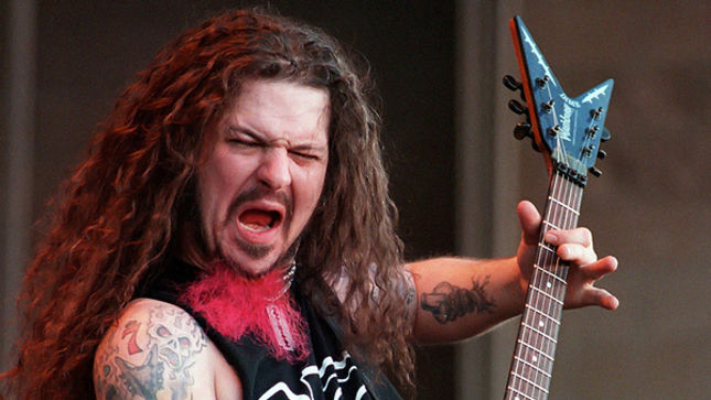 Late PANTERA Guitarist DIMEBAG DARRELL - Never-Before-Seen Images From Murder Scene Unveiled