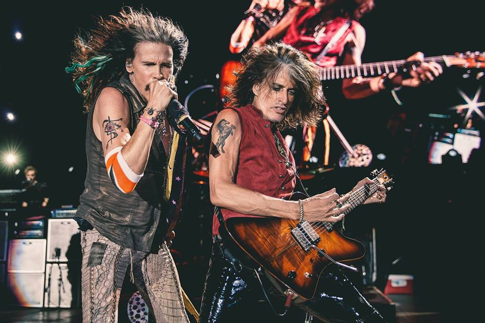 Image result for aerosmith walk this way