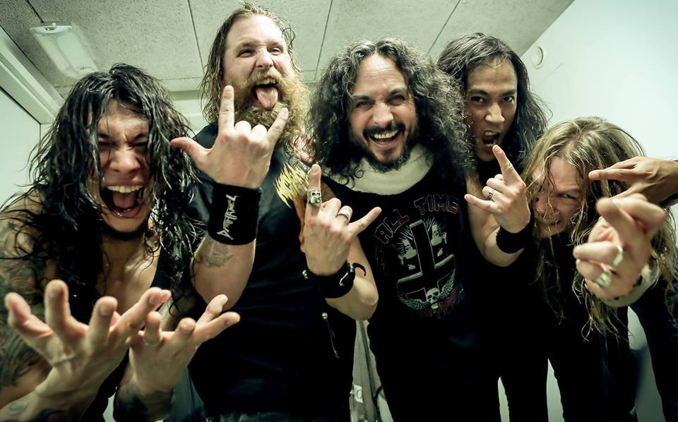 DEATH ANGEL To Replace D.R.I. At Heavy Montréal 2014