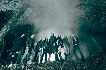 ELUVEITIE Hit The Swiss Charts At #1 With Origins