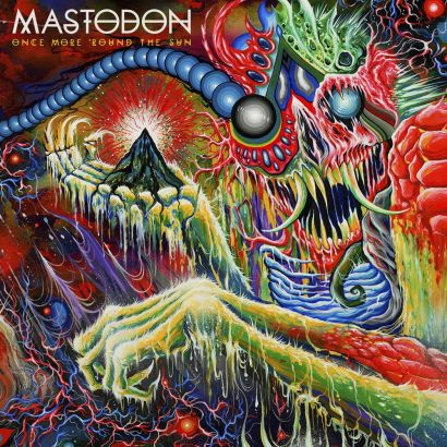 MASTODON - Once More 'Round The Sun