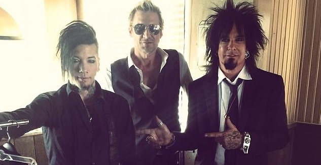 SIXX:A.M. Cover THE CARS, Modern Vintage Deluxe Edition To Contain Bonus Tracks, Pre-Orders Available Now