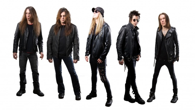 SKID ROW – Flying The Flag Of A New Generation