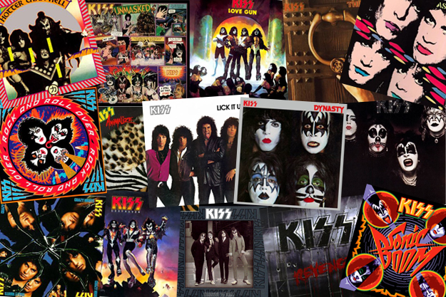 Kiss Named America S 1 Gold Record Award Winning Group Of