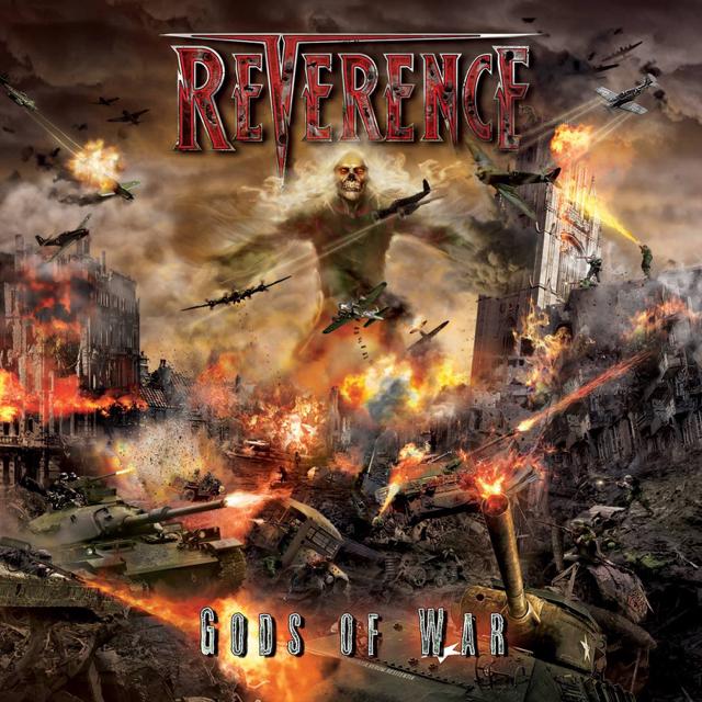 REVERENCE Reverencealbumsept