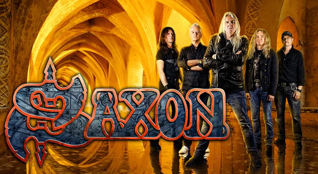 "The Ram Boise >> SAXON Release Official ""Battering Ram"" Music Video; New ..."