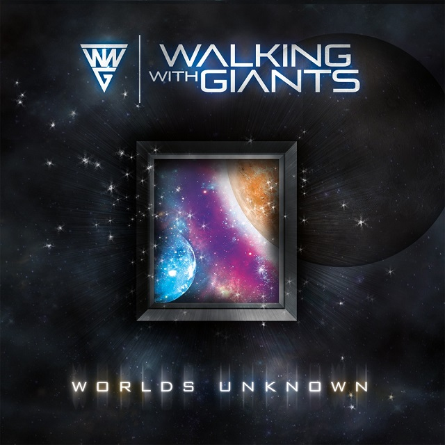 Warriors Into The Wild Audiobook: WALKING WITH GIANTS To Release Debut Worlds Unknown In