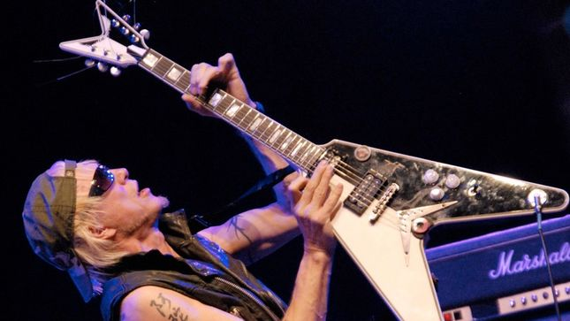 MICHAEL SCHENKER's TEMPLE OF ROCK Perform New Spirit On A Mission Material, Songs From UFO, SCORPIONS And MSG Catalogue In Toulouse (Video)