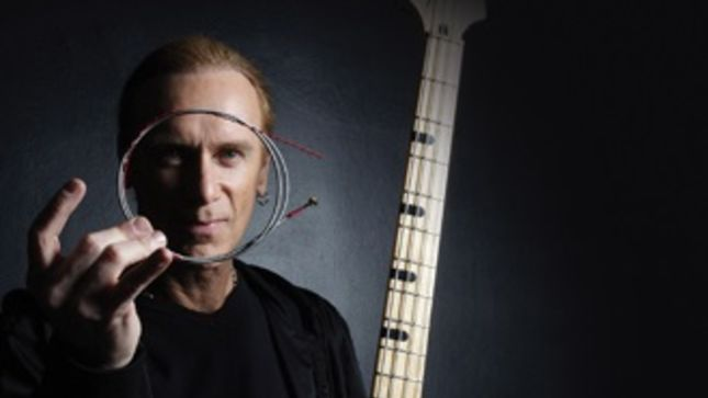 "BILLY SHEEHAN Talks Proposed Reunion Of DAVID LEE ROTH's Eat 'Em And Smile Band - ""There Is No Actual Plan, But There Is A Willingness"""